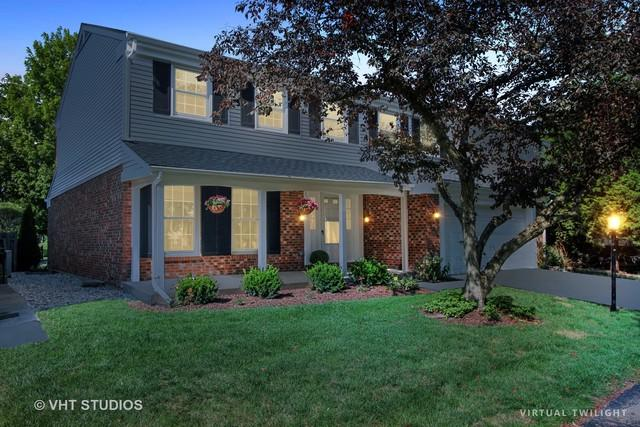 2550 Cobblewood Drive, Northbrook, IL 60062 (MLS #10154148) :: The Spaniak Team