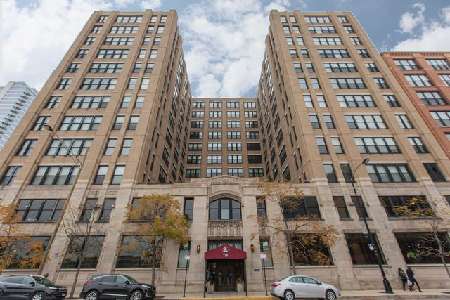 728 W Jackson Boulevard #522, Chicago, IL 60661 (MLS #10154295) :: The Perotti Group | Compass Real Estate