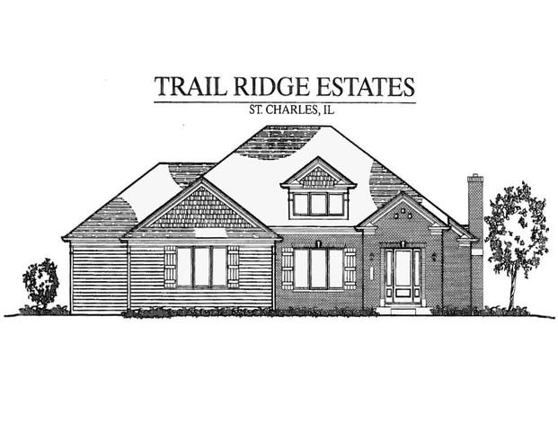 5N407 South Ridge (Lot 8) Lane, St. Charles, IL 60175 (MLS #10154369) :: The Wexler Group at Keller Williams Preferred Realty