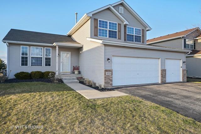 5725 Riviera Boulevard, Plainfield, IL 60586 (MLS #10154381) :: Ryan Dallas Real Estate