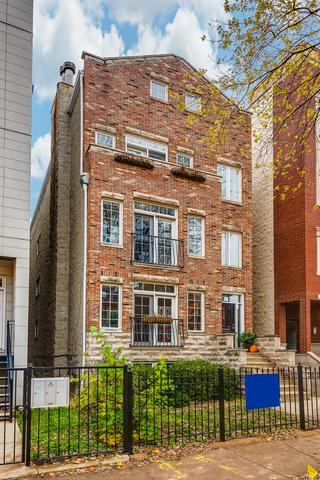 857 N Wood Street #2, Chicago, IL 60622 (MLS #10154404) :: The Perotti Group | Compass Real Estate