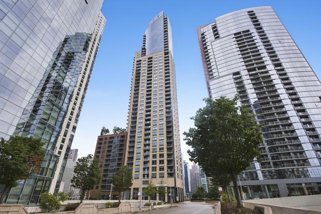 420 E Waterside Drive #3710, Chicago, IL 60601 (MLS #10154414) :: The Mattz Mega Group