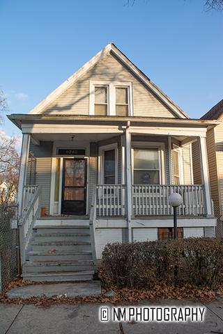 6745 S Throop Street, Chicago, IL 60636 (MLS #10154487) :: The Spaniak Team