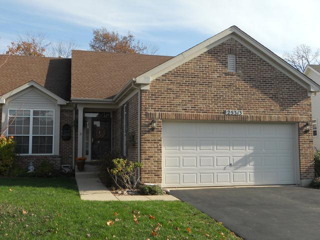 25313 Forest Edge Drive, Channahon, IL 60410 (MLS #10154514) :: The Wexler Group at Keller Williams Preferred Realty