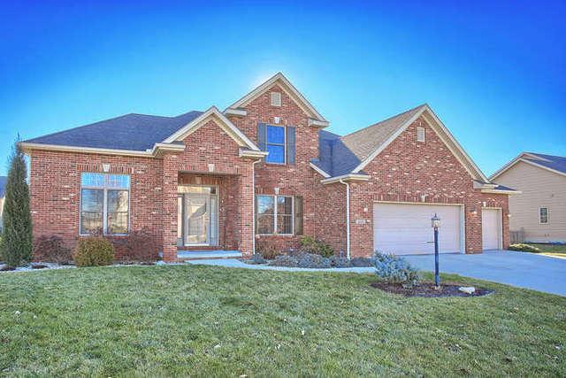 4801 Sandcherry Drive, Champaign, IL 61822 (MLS #10154539) :: Ryan Dallas Real Estate