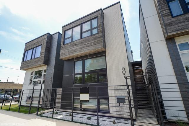 802 N Mozart Street, Chicago, IL 60622 (MLS #10154543) :: The Perotti Group | Compass Real Estate