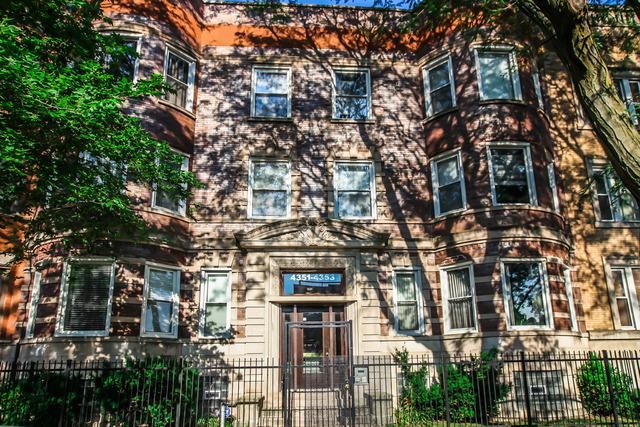 4351 S Greenwood Avenue 1N, Chicago, IL 60653 (MLS #10154658) :: The Mattz Mega Group