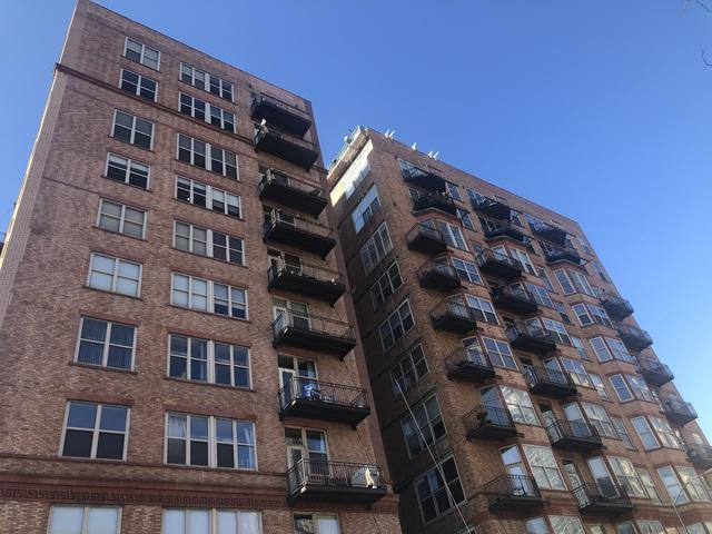 500 S Clinton Street #817, Chicago, IL 60607 (MLS #10154673) :: The Perotti Group | Compass Real Estate