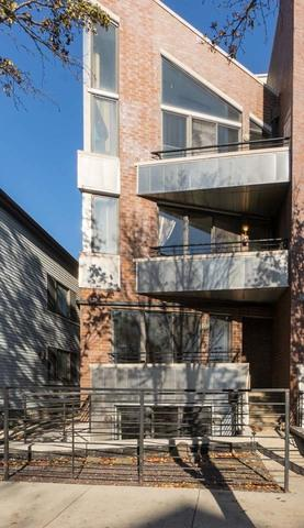 1360 W Hubbard Street 1W, Chicago, IL 60642 (MLS #10154747) :: The Perotti Group | Compass Real Estate