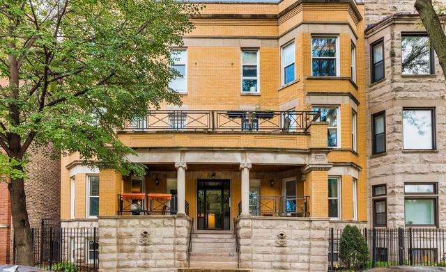 2437 N Kedzie Boulevard G, Chicago, IL 60647 (MLS #10154765) :: The Perotti Group | Compass Real Estate