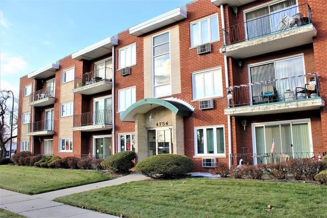 4754 W 101ST Street 1B, Oak Lawn, IL 60453 (MLS #10154802) :: The Wexler Group at Keller Williams Preferred Realty