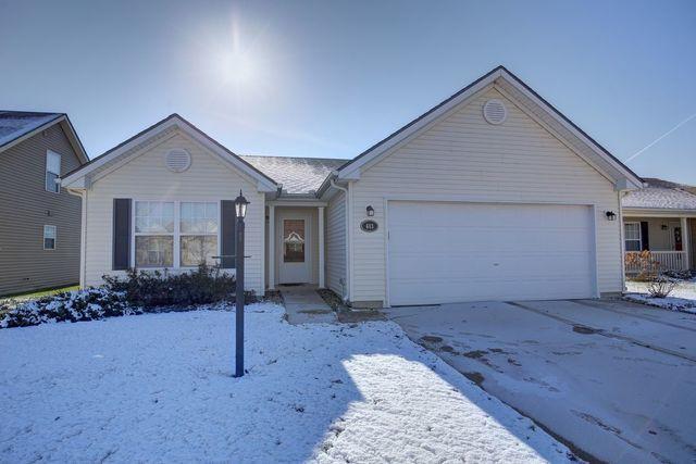 603 N Lauterbur Lane, Champaign, IL 61822 (MLS #10154899) :: Ryan Dallas Real Estate