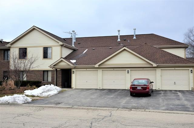 943 E Kings Row #5, Palatine, IL 60074 (MLS #10154921) :: Helen Oliveri Real Estate
