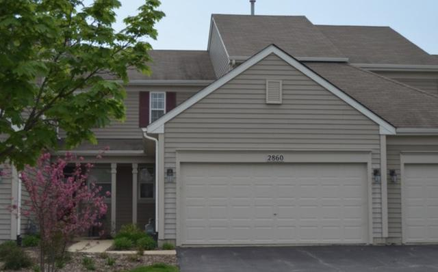 2860 Rutland Circle, Naperville, IL 60564 (MLS #10154945) :: The Wexler Group at Keller Williams Preferred Realty