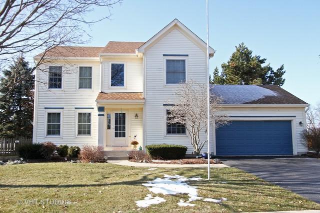 536 Charlton Court, Lake Villa, IL 60046 (MLS #10154959) :: Helen Oliveri Real Estate