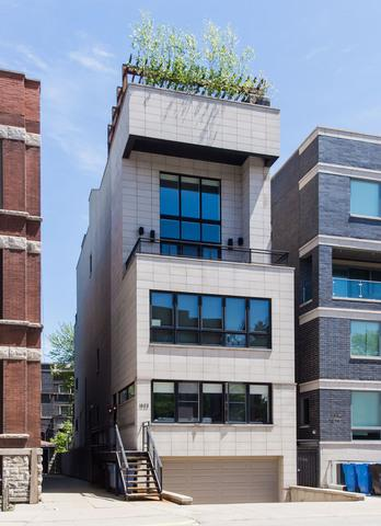 1823 N Halsted Street #3, Chicago, IL 60614 (MLS #10154974) :: The Perotti Group | Compass Real Estate