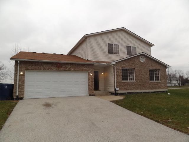 5600 Colgate Lane, Matteson, IL 60443 (MLS #10154989) :: The Mattz Mega Group