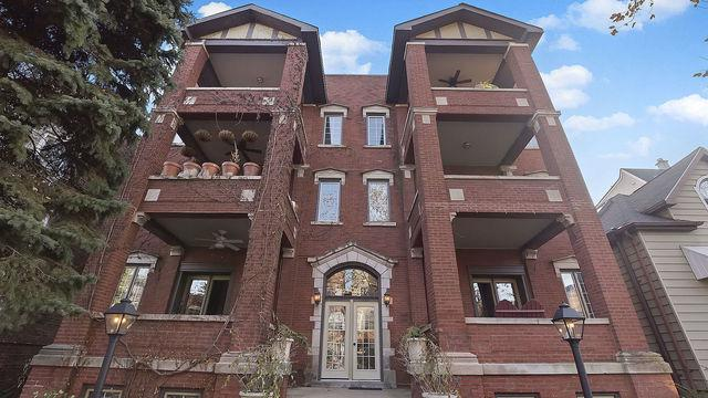 3827 N Kenmore Avenue 1N, Chicago, IL 60613 (MLS #10155048) :: The Perotti Group | Compass Real Estate