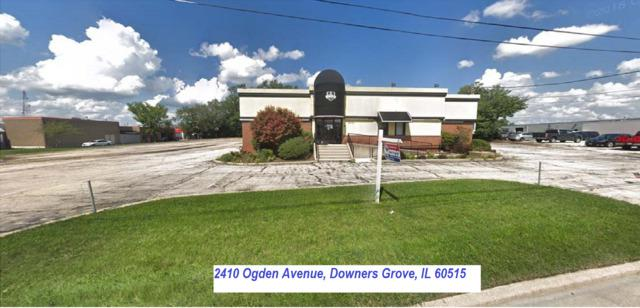 2410 Ogden Avenue, Downers Grove, IL 60515 (MLS #10155079) :: The Wexler Group at Keller Williams Preferred Realty