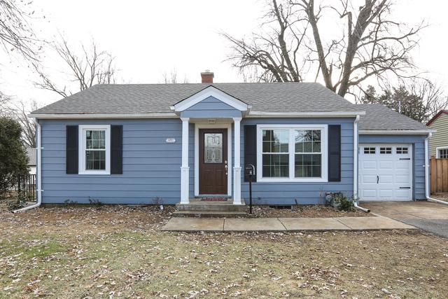 23827 W Evans Street, Plainfield, IL 60544 (MLS #10155102) :: The Wexler Group at Keller Williams Preferred Realty