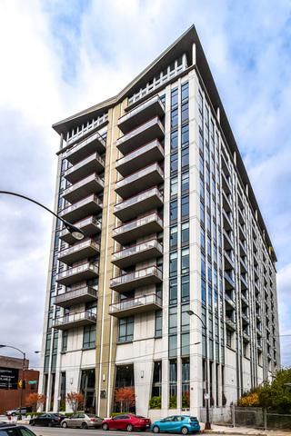 740 W Fulton Street #1212, Chicago, IL 60661 (MLS #10155129) :: The Perotti Group | Compass Real Estate