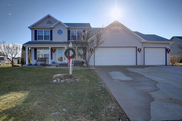 1409 Brunswick Court, ST. JOSEPH, IL 61873 (MLS #10155143) :: Ryan Dallas Real Estate