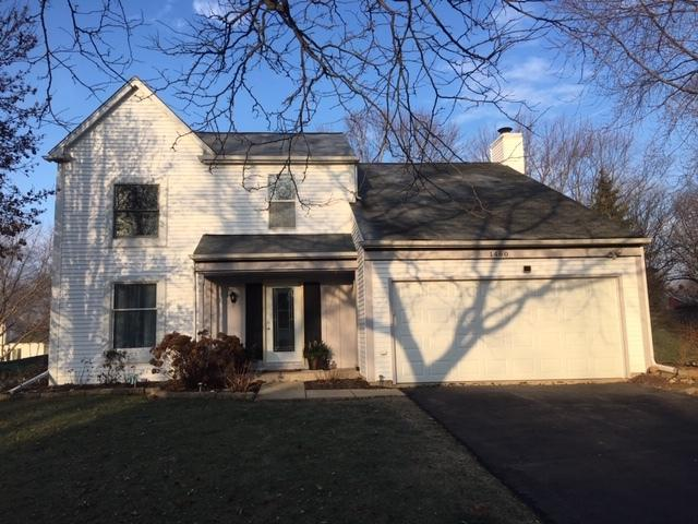 1460 Meghan Avenue, Algonquin, IL 60102 (MLS #10155158) :: Baz Realty Network | Keller Williams Preferred Realty