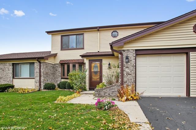 1330 S Mallard Lane #33, Mount Prospect, IL 60056 (MLS #10155203) :: Helen Oliveri Real Estate