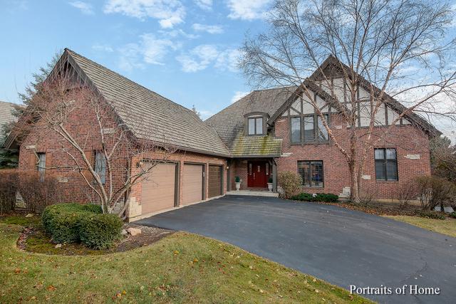 1003 Kenmare Drive, Burr Ridge, IL 60527 (MLS #10155211) :: The Wexler Group at Keller Williams Preferred Realty