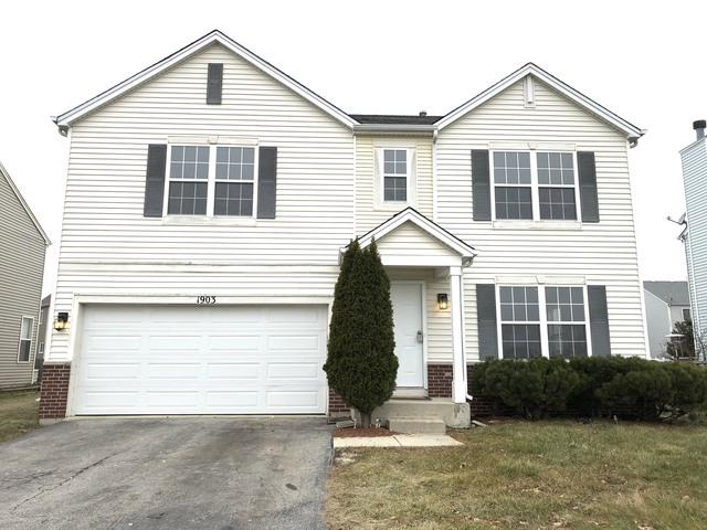 1903 Great Ridge Drive, Plainfield, IL 60586 (MLS #10155257) :: The Wexler Group at Keller Williams Preferred Realty