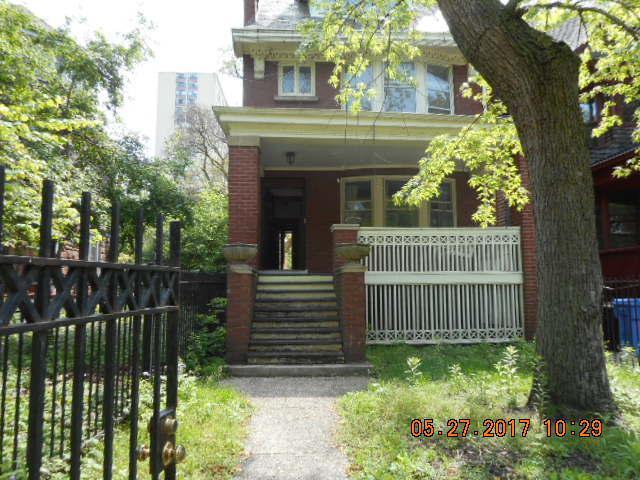 4823 S Kenwood Avenue, Chicago, IL 60615 (MLS #10155258) :: The Mattz Mega Group