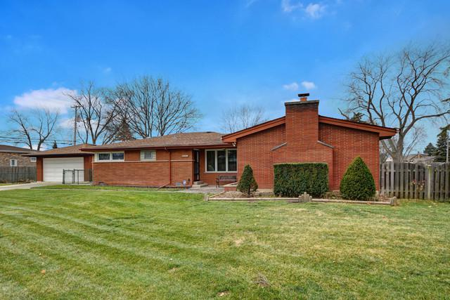 6601 W 88th Place, Oak Lawn, IL 60453 (MLS #10155302) :: The Wexler Group at Keller Williams Preferred Realty