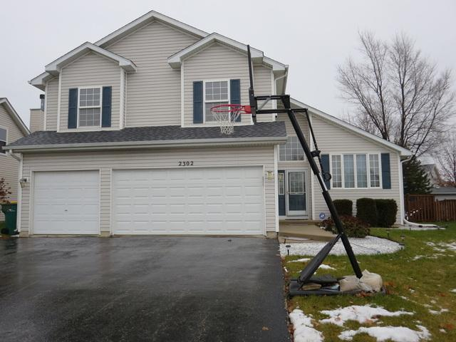2302 Timber Trail, Plainfield, IL 60586 (MLS #10155339) :: The Wexler Group at Keller Williams Preferred Realty