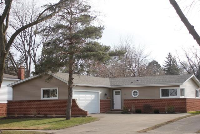 595 Cordial Drive, Des Plaines, IL 60018 (MLS #10155350) :: Helen Oliveri Real Estate