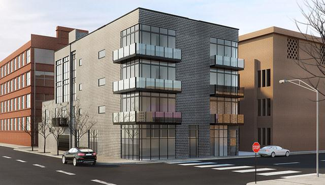 440 Halsted Street Ground, Chicago, IL 60642 (MLS #10155365) :: The Perotti Group | Compass Real Estate