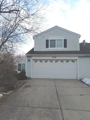 109 Pauline Avenue, Buffalo Grove, IL 60089 (MLS #10155366) :: Helen Oliveri Real Estate
