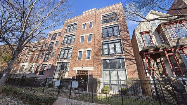 844 W Roscoe Street 2E, Chicago, IL 60657 (MLS #10155441) :: The Perotti Group | Compass Real Estate