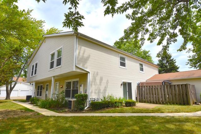 1195 E Candlenut Lane 29C, Palatine, IL 60074 (MLS #10155443) :: Helen Oliveri Real Estate