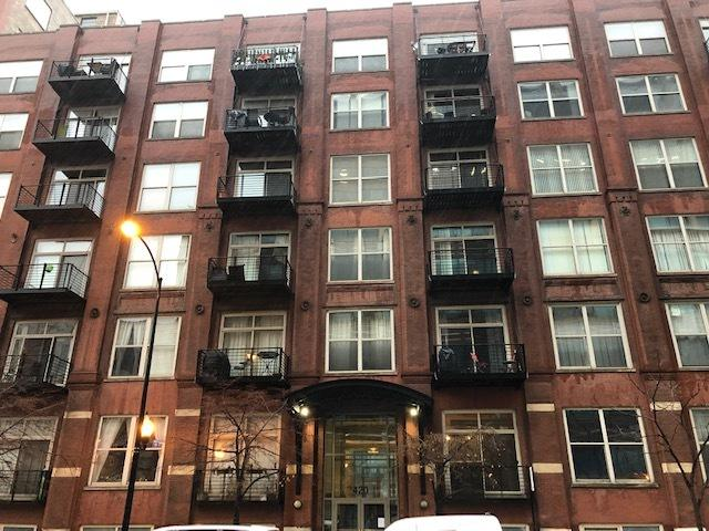 420 S Clinton Street 409A, Chicago, IL 60607 (MLS #10155746) :: Domain Realty
