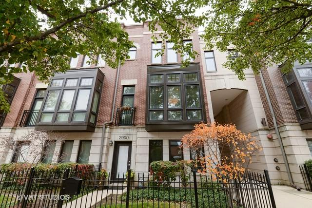 2900 N Paulina Street, Chicago, IL 60657 (MLS #10155782) :: The Perotti Group | Compass Real Estate