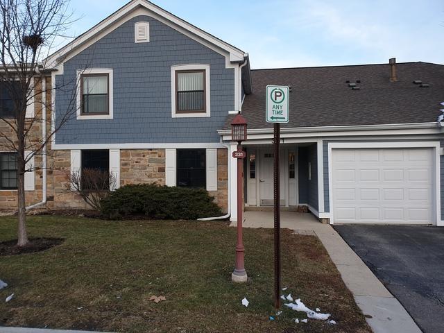331 Silverwood Court C2, Schaumburg, IL 60193 (MLS #10155805) :: Baz Realty Network   Keller Williams Preferred Realty