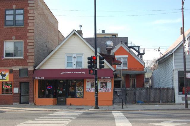 2236 Western Avenue, Chicago, IL 60647 (MLS #10155811) :: The Perotti Group | Compass Real Estate