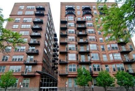 500 S Clinton Street #1014, Chicago, IL 60607 (MLS #10155861) :: Domain Realty