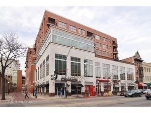 1124 W Lake Street #508, Oak Park, IL 60301 (MLS #10155883) :: The Perotti Group | Compass Real Estate