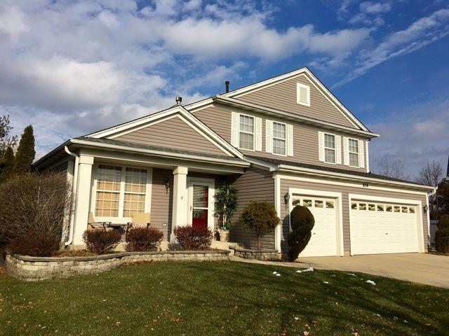 654 Easton Lane, Elk Grove Village, IL 60007 (MLS #10155890) :: Helen Oliveri Real Estate