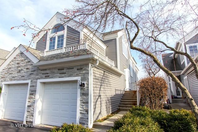 231 Sandy Point Lane #231, Lake Zurich, IL 60047 (MLS #10155942) :: Helen Oliveri Real Estate