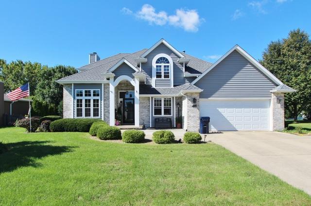 405 Feeney Drive, Minooka, IL 60447 (MLS #10156040) :: Touchstone Group