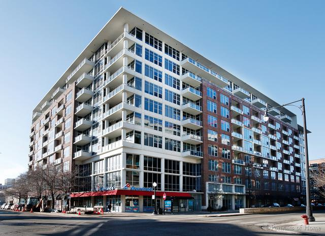 901 W Madison Street #505, Chicago, IL 60607 (MLS #10156140) :: Domain Realty