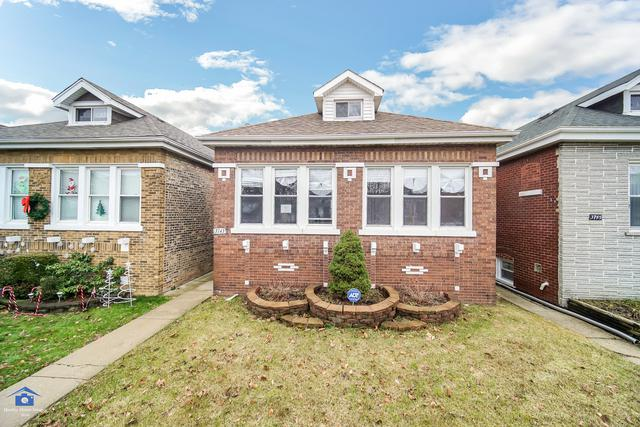 3743 W 62nd Place, Chicago, IL 60629 (MLS #10156351) :: The Spaniak Team
