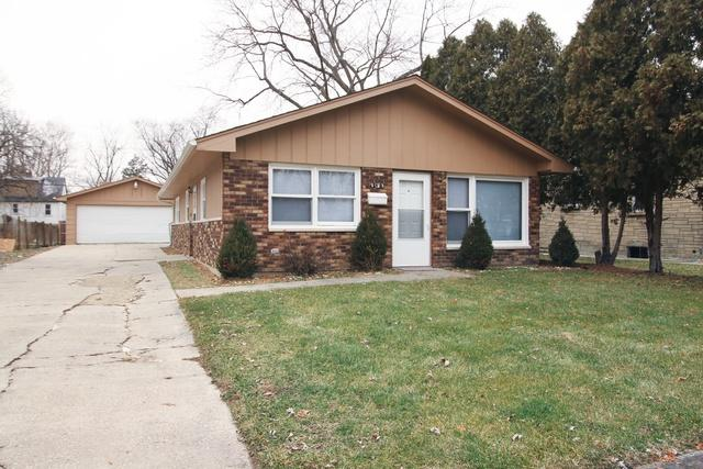 3520 Green Street, Steger, IL 60475 (MLS #10156440) :: The Jacobs Group